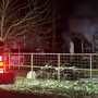 Woman, 2 children killed in mobile home fire outside Houston