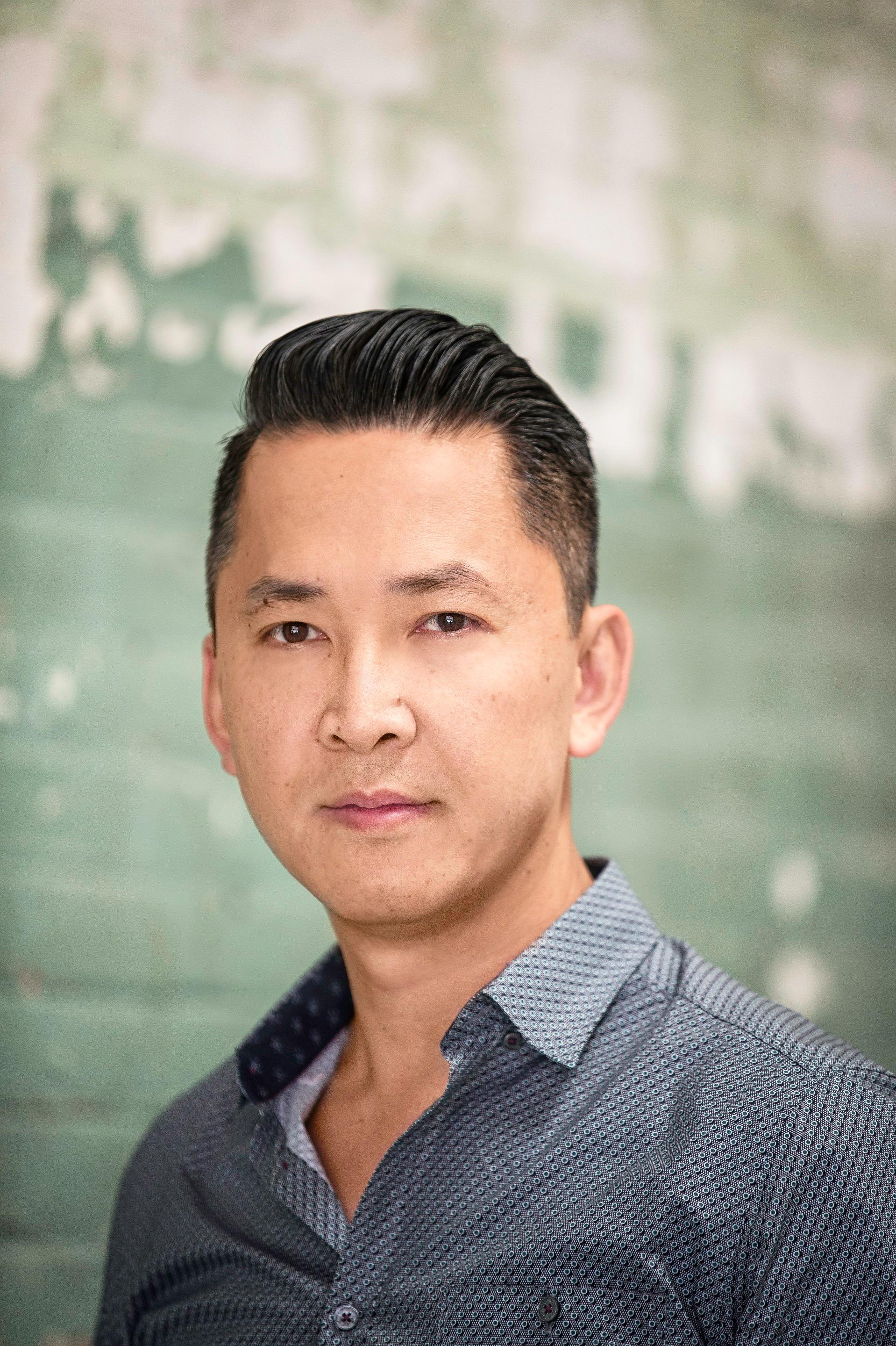 Author Viet Thanh Nguyen (Image: BeBe Jacobs)