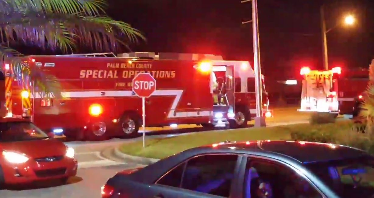 Woman drowns after fight in Riviera Beach. (Riviera Beach Fire Rescue)