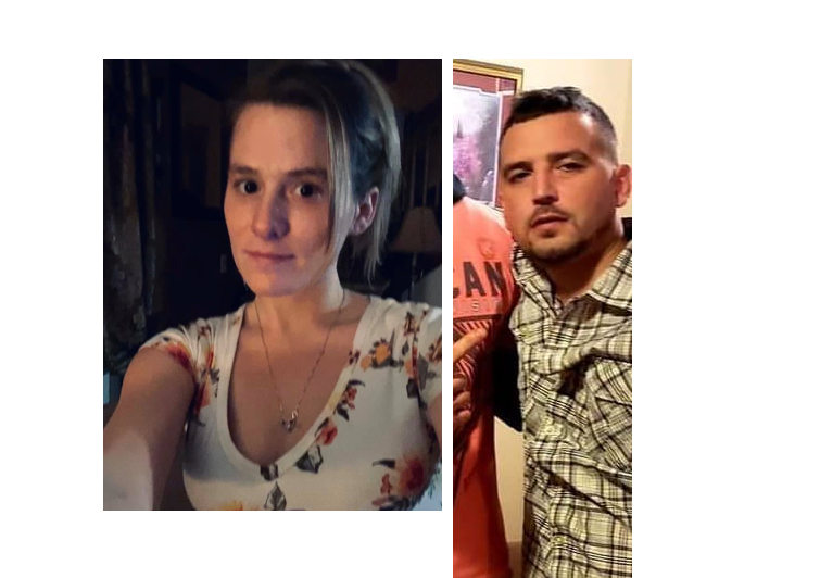 Joseph Soule, 34, and Jaclyn Lepird, 31, were reported missing from Battle Creek. They were last seen Oct. 7, 2020, officers say. (WWMT/Battle Creek Police)