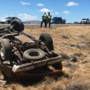 Man injured in single-car rollover in Pasco