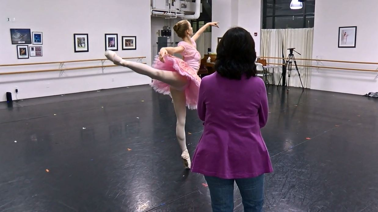 Technology connects a dance instructor, enabling her to teach ballet across the globe.(WPDE)