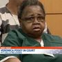 325-pound woman charged in child's death appears in court