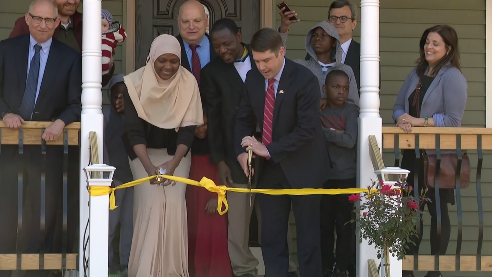 New homes bringing new opportunities for families on Syracuse's northside