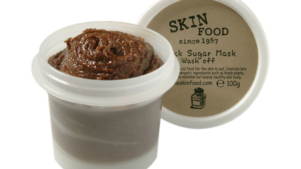Skinfood Black Sugar Mask Wash Off Exfoliator,.png