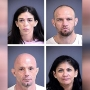 More than $12k in drugs seized, 4 arrested after N. Charleston crystal meth bust