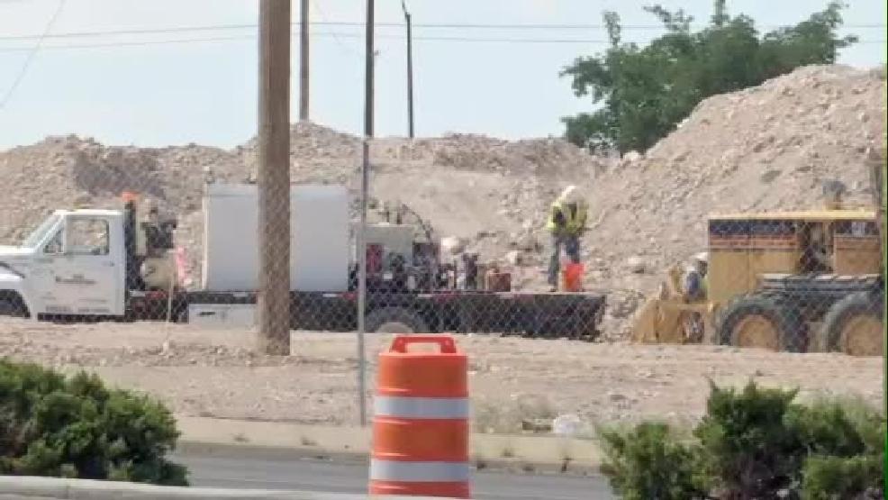 Construction begins for whole foods market in west el paso for Sun city motors el paso tx