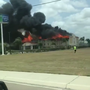 Hotel in Falfurrias destroyed during afternoon fire