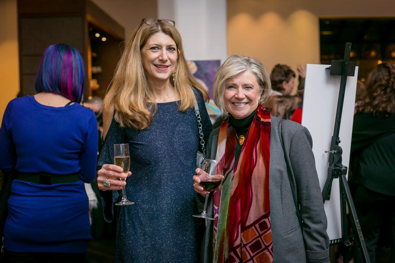 Jeanne Busemeyer and Trish Weeks / Image: Mike Bresnen Photography // Published: 11.16.18