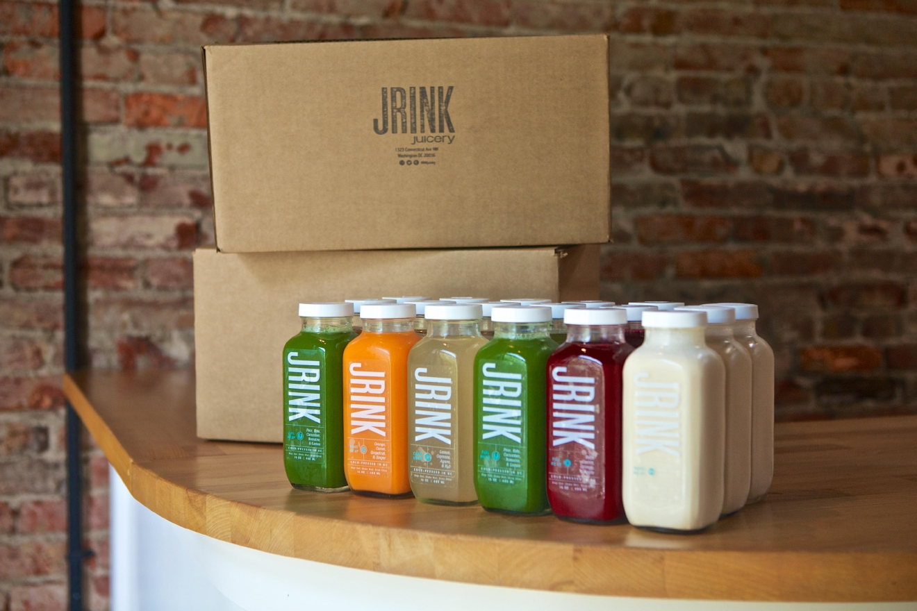 I drank nothing but juice for 3 days and here's what happened (JRINK)