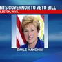 Education and Arts Secretary Gayle Manchin terminated after issuing statement on HB 4006