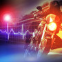 One dead after fatal motorcycle crash near Wyoming, Nellis