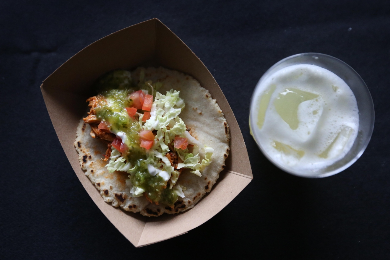 Taqueria del Barrio will open in Petworth later this month. (Amanda Andrade-Rhoades/DC Refined)