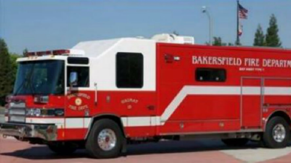 Bakersfield Fire Department Vehicle Re Certified As
