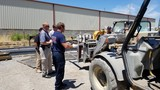 Police: Man dies after getting trapped in forklift
