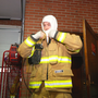 New firefighter protective hoods reduce exposure to cancer causing chemicals