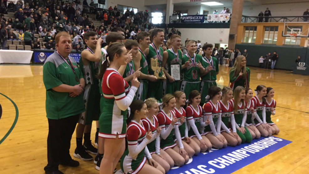2.16.19 Highlights: Barnesville boys hoops wins first 3A OVAC Title in school history