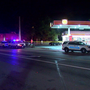 Man shot at Shell station in Westwood