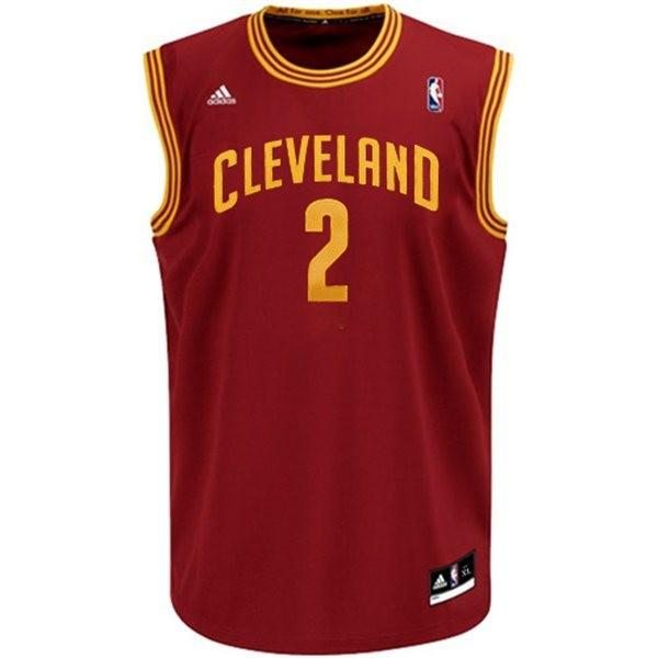 His third year in the NBA, all with cellar-dwellar Cleveland, but his jersey sales are through the roof.