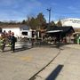 Fire damages Nashville taco stand