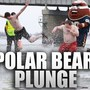 Nineteenth  Annual Law Enforcement Torch Run Polar Plunge Held Today