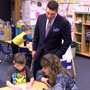 Business leaders get to be 'Principal for a Day' at Washoe County schools