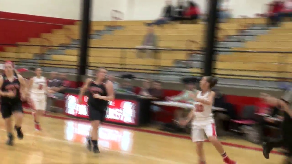 2.22.17 Video- Coshocton vs. Bellaire- high school girls basketball
