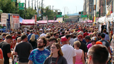 Oktoberfest draws huge crowd amid busy Cincinnati weekend