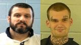 PHOTOS: Search for Putnam County escaped inmates