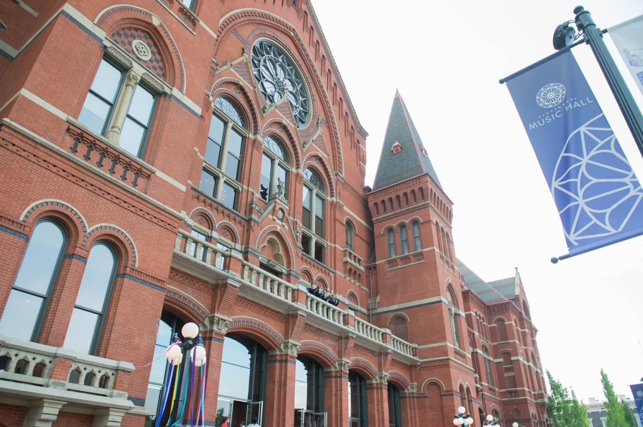 An Annual Music Festival Is A Big Reason Music Hall Exists