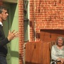 O'Rourke, the Democrat challenging Sen. Cruz, stops by Brownwood for town hall
