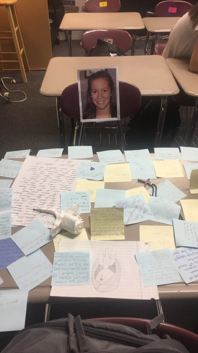 A touching tribute to Silsbee HS freshman Tristan Dilley, who was killed Sunday near Buna.