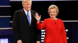 Record 81.4 million watched Clinton-Trump presidential debate on 11 networks