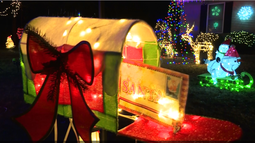 Christmas Displays To See Around Kalamazoo County Wwmt