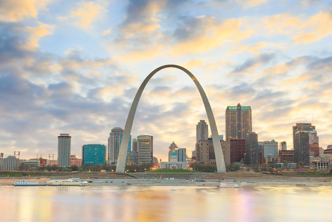 The Gateway Arch / Image: f11photo, via Getty Images // Published: 5.15.19