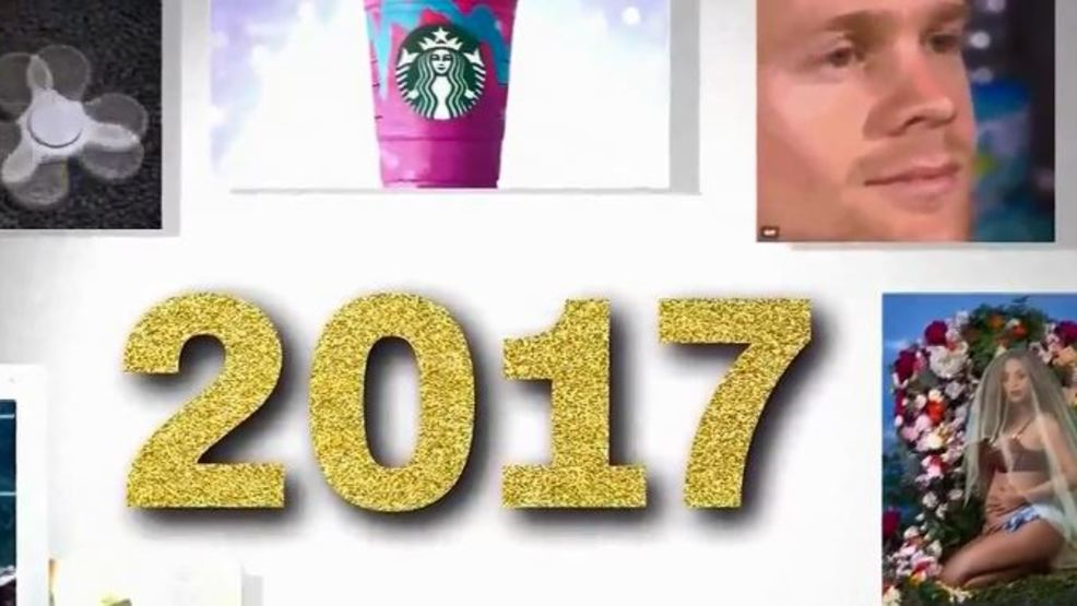 VIDEO: A year in review of 2017's most viral moments | WEYI