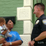 """My eye opener"": Police officer gets community help for grandmother"