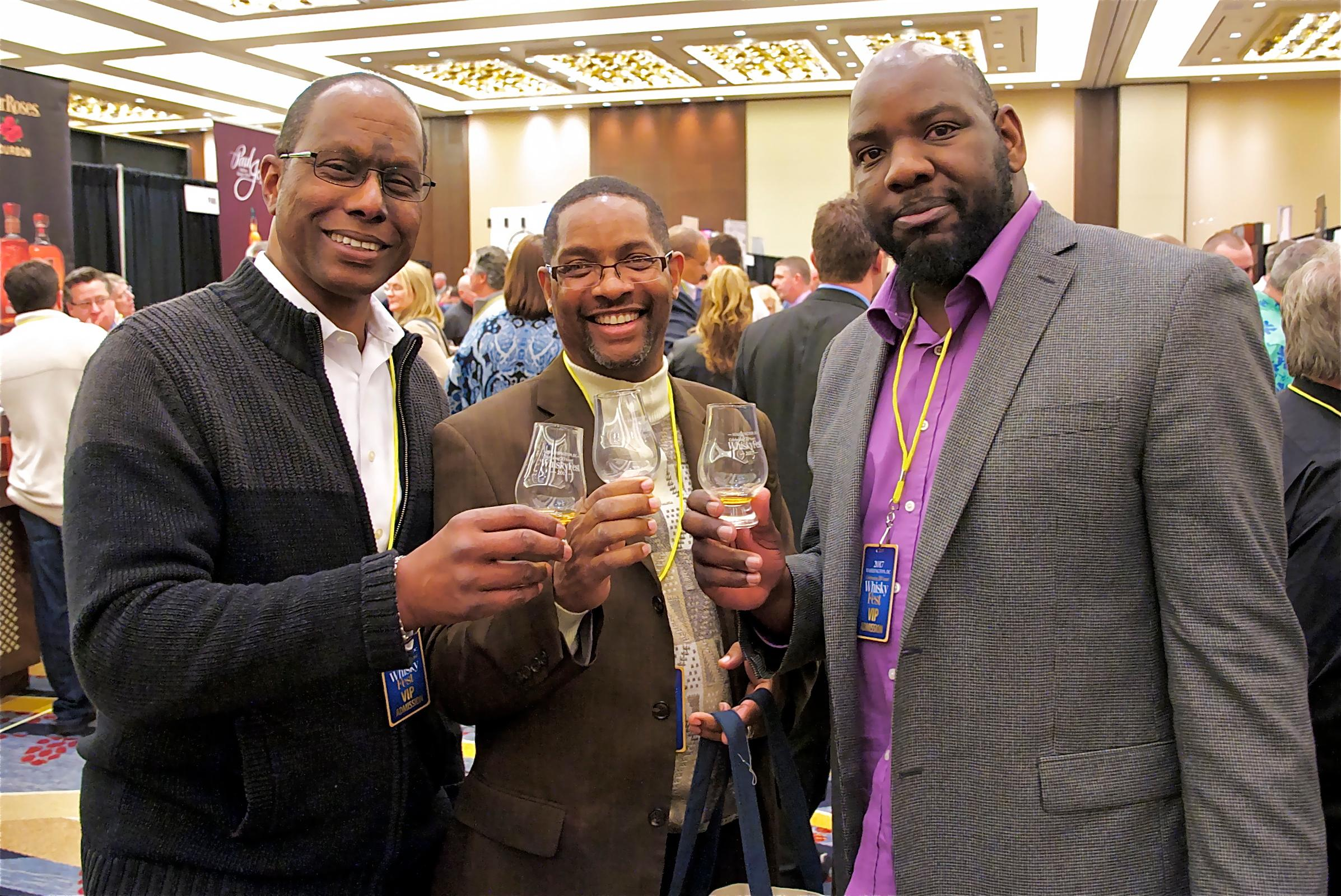 Tuesday, April 17, DC Marriott Marquis, VIP entrance time of 5:30 p.m., Grand Tasting from 6:30 p.m.-9:30 p.m., general admission $325, VIP admission $445. (Image: Courtesy WhiskeyFest)