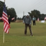 Golfers play through soggy conditions to help Toys for Tots, Salvation Army