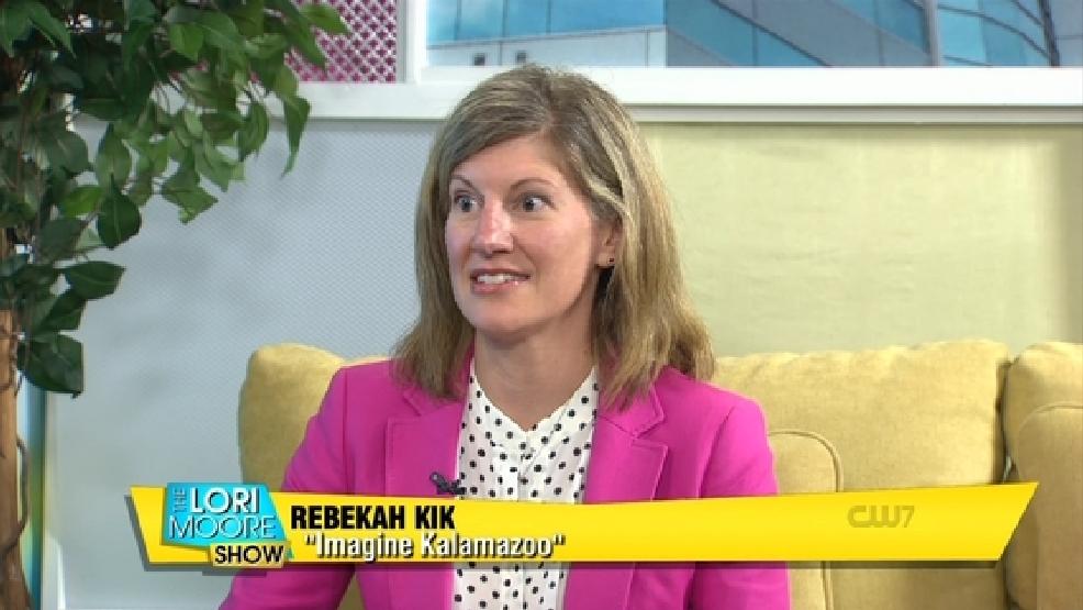 07 28 15 - Rebekah Kik, Kalamazoo City Planner | WWMT