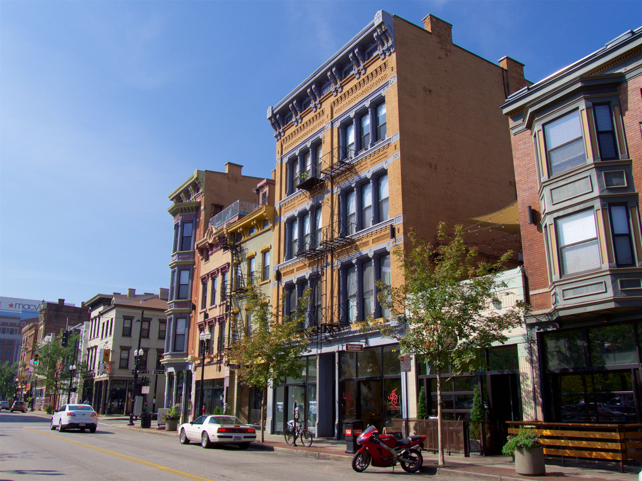 [AFTER] LOCATION: Corner of 12th and Vine Streets (Over-the-Rhine) / IMAGE: Travis Estell
