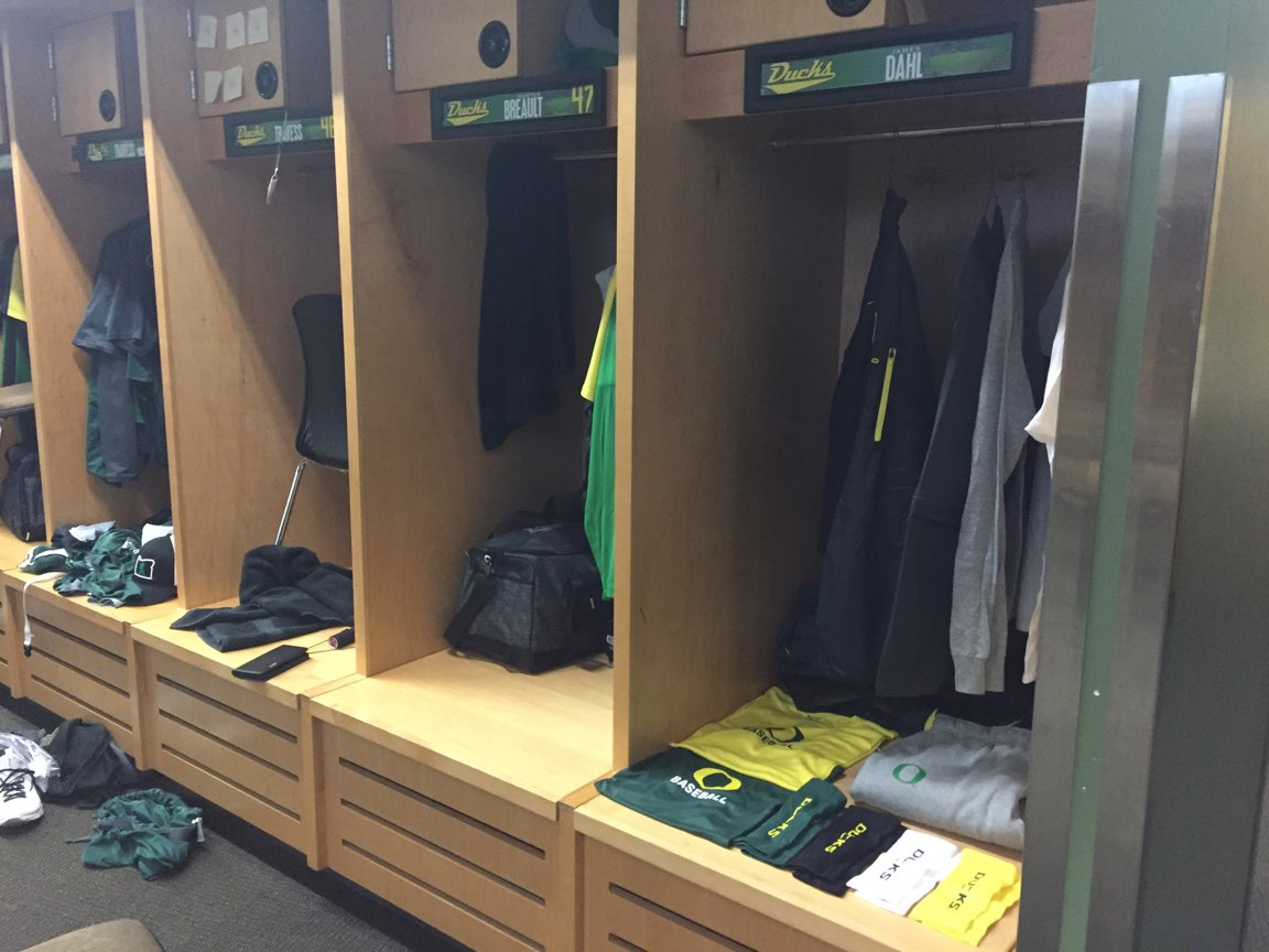 The Oregon Ducks Baseball Program officially signed a 15-year-old to a letter of intent to join the team on Friday night.