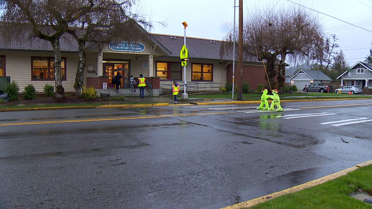 Meeker Elementary School. (Photo: KOMO News)