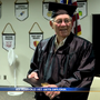 Elkhart veteran gets high school diploma