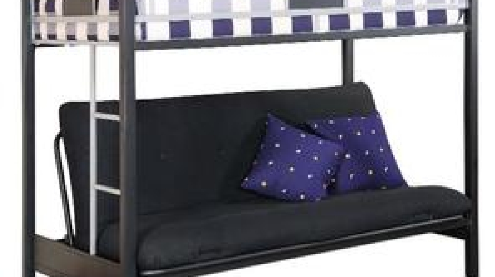 big lots recalls metal futon bunk beds after child 39 s death wjla. Black Bedroom Furniture Sets. Home Design Ideas
