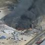 Explosion at fertilizer plant southwest of Fort Worth