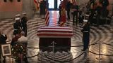 Air Force probes incident involving John Glenn's remains