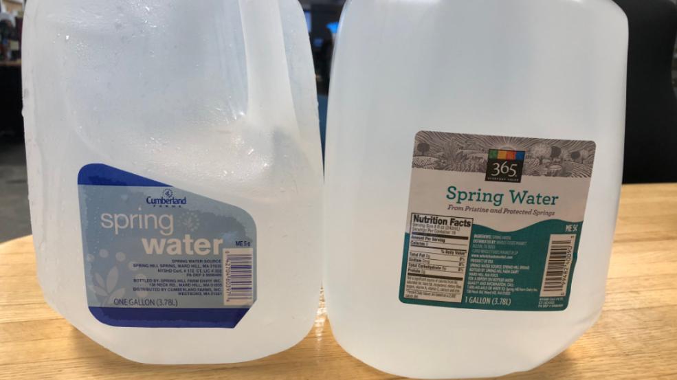 Water tainted with PFAS found in Cranston, Warwick stores | WJAR