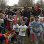 Kids learn the importance of a healthy lifestyle through running