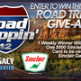 Road Trippin' Sweepstakes - June